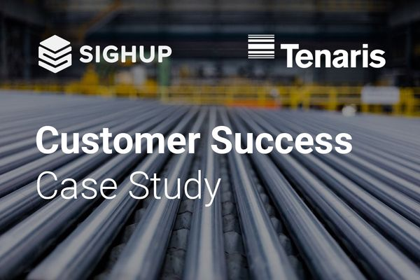 Tenaris Data Science - Customer Success Story